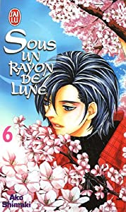 Sous un Rayon de Lune Edition simple Tome 6