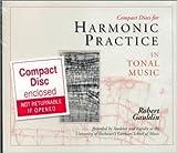 Harmonic Practice in Tonal Music (Book & Audio CD) by Robert Gauldin (1997-01-30)