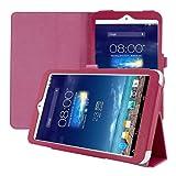 kwmobile Custodia per Asus Memo Pad 8 - Cover protettiva per Tablet Asus Memo Pad 8 - Copertina in pelle PU con Stand - Smart Case