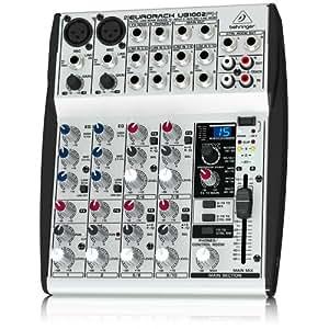 Behringer Eurorack UB1002FX Mixer