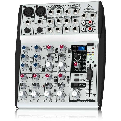 Behringer UB1002FX Eurorack Mixer