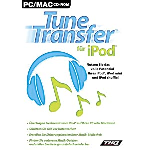 Tune Transfer für iPod