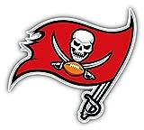 Tampa Bay Buccaneers NFL Football Hochwertigen Auto-Autoaufkleber 12 x 10 cm