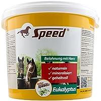 Speed perdite ERS peedis Eucalipto–pferdeleckerlis, Il Sano portapremio con positiver Azione per la Vie respiratoria (3kg)