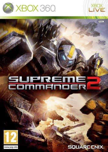 Square Enix Supreme Commander 2 (Xbox 360) videogioco