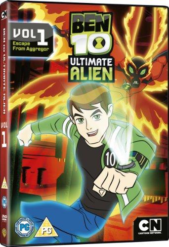 Image of Ben 10: Ultimate Alien - Vol. 1 [DVD] [2011]