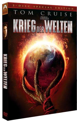 CIC Video/Paramount Home Ent. Krieg der Welten (Special Edition, 2 DVDs)