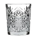 Libbey - Hobstar - Schnapsglas, Pinnchen, Stamper - 60 cl - 6er Set - Kristallglas