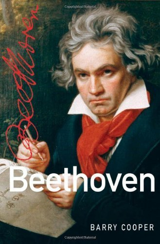 Beethoven (Master Musicians) by Cooper, Barry (2008) Paperback