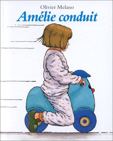 Amélie conduit par Olivier Melano