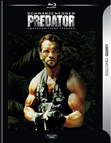 Predator (Limited Cinedition) [Blu-ray] (Predator Filme)