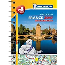 Mini Atlas France Michelin 2017