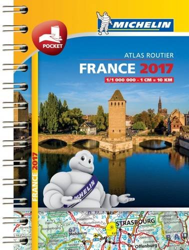 France - 2017 (Michelin Tourist and Motoring Atlases) par michelin