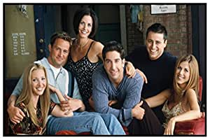 Friend TV Posters for room. - TV Serial Poster Paper Print -19