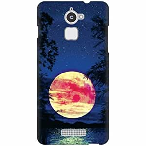 Coolpad Note 3 Lite Plastic Back Cover - Multicolor Designer Cases Cover By Printland