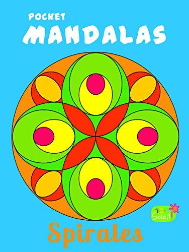 Pocket mandalas spirales
