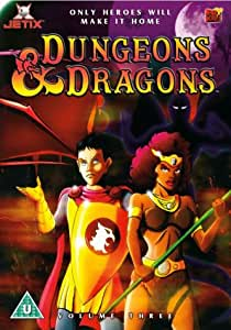 Dungeons And Dragons: Volume 3 [DVD]