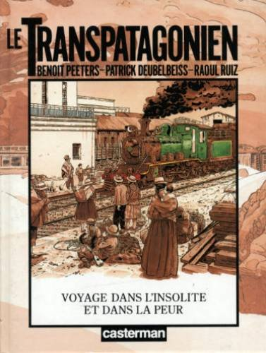 Transpatagonien par From CASTERMAN