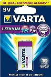 Varta Lithium 9V Block 6LR61 Batterien (geeignet für...