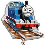 Thomas y sus Amigos - Globo de aluminio XL para fiesta de cumpleaños 74 x 69 cm