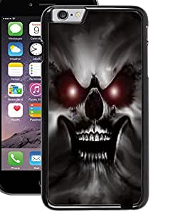 ColourCraft Scary Face Design Back Case Cover for APPLE IPHONE 6S