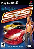 Street Racing Syndicate PS2 COMPLETE