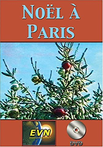 Noël à Paris DVD