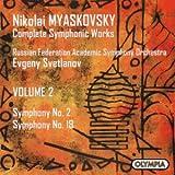 Symphonies 2 And 18 (Svetlanov, Russian Fed. Academic So)