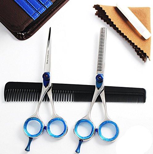 professionelle-haarscheren-stellten-effilierschere-friseurscheren-effilierscheren-mikroverzahnt-set