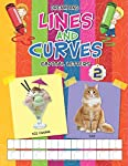 Lines and Curves (Capital Letters) make children learn write in cursive manner.