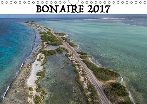 Bonaire 2017 (Wandkalender 2017 DIN A4 quer): Reiseimpressionen einer Trauminsel (Monatskalender, 14 Seiten ) (CALVENDO Orte) Tauchen Bonaire
