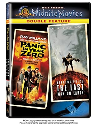 Panic in Year Zero & Last Man on Earth [Import USA Zone 1]