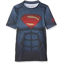 Under Armour Camiseta de fitness para hombre, de manga corta