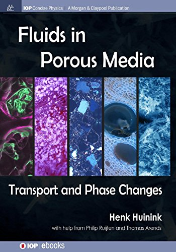Fluids in Porous Media (Iop Concise Physics) por Henk Huinink
