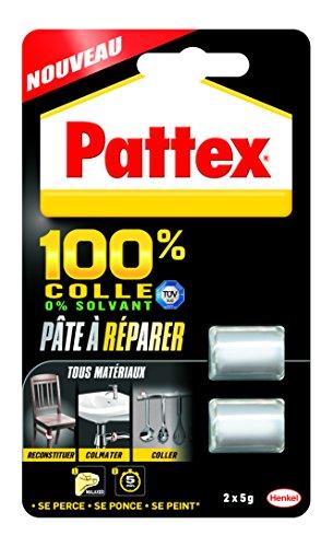 pattex-1875423-100-pate-a-reparer-2-x-5-g