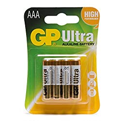 Avl173 - Gp Ultra Alkaline Aa 1.5V Batteries