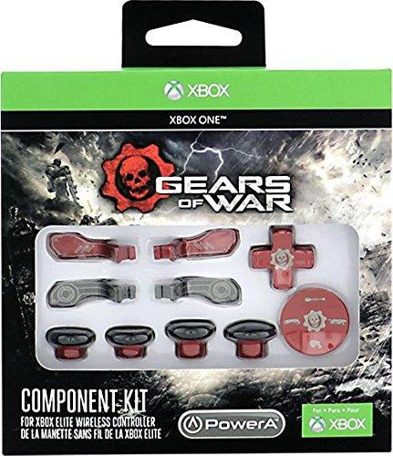 Gears of War Component Kit for Elite Controller (Xbox One) - [Edizione: Regno Unito]
