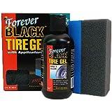 Forever negro neumático Gel Reacondicionador Kit