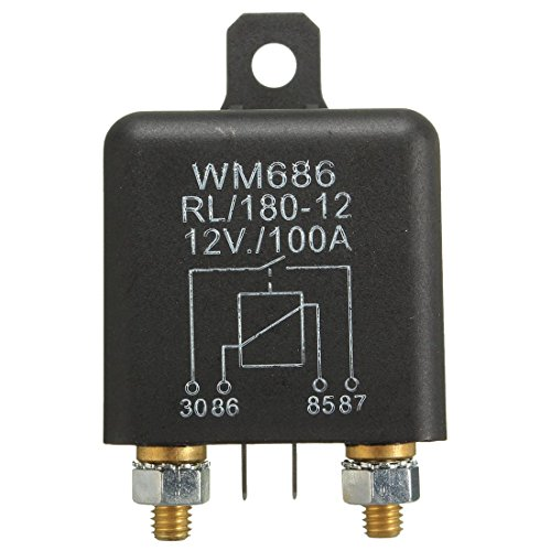 4 Pin Relay Buyitmarketplacecouk - Relay Switch Halfords