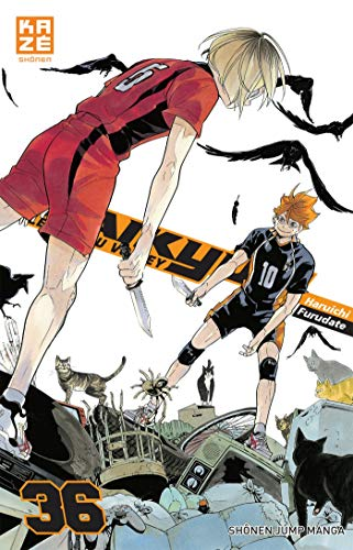Haikyu!! Les AS du Volley Edition simple Tome 36