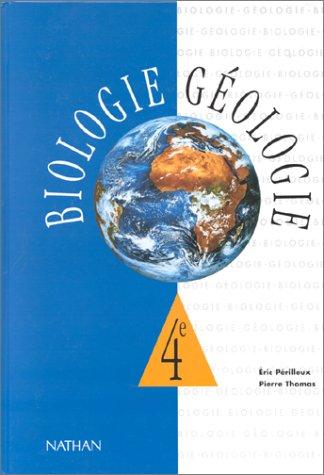 Biologie et géologie 4e