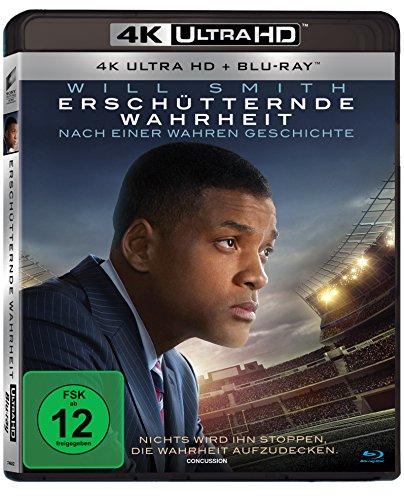Erschütternde Wahrheit - Ultra HD Blu-ray [4k + Blu-ray Disc]