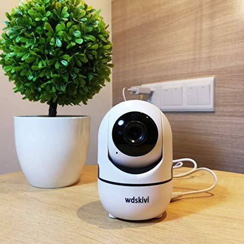 3 Lite Track (Überwachungskamera Wdskivi Auto Track 1080P Ip Kamera Überwachung Sicherheit Baby Pet Monitor WiFi Wireless Kamera Mini Smart Alarm CCTV Home Kamera 1080P Ip-Kamera)