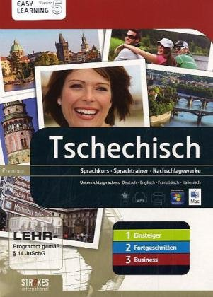 Strokes Tschechisch 1+2+Business Komplettpaket Version 5.0