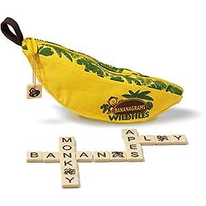 Bananagrams Wild Tiles – Juego de palabras