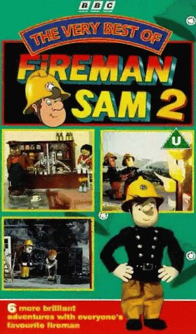 The Very Best of Fireman Sam 2 [VHS]