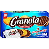 Granola Biscuits Sablés Nappés De Chocolat Au Lait - ( Prix Par Unité ) - Envoi Rapide Et Soignée