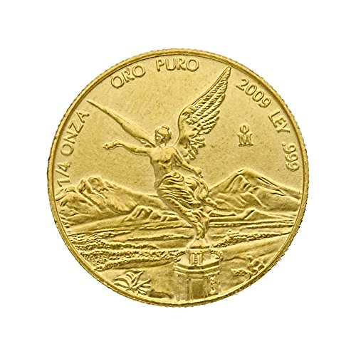 1-4-oz-le-mexique-libertad-2009-999-1000-or