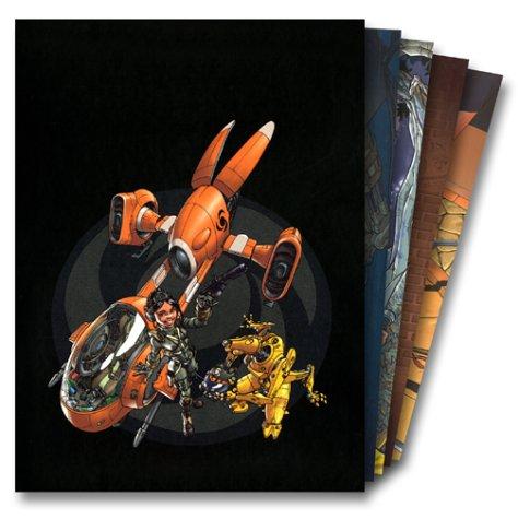 Sillage, tome 1 à 4 : coffret 4 volumes