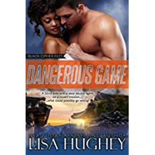 Dangerous Game: Black Cipher Files series Book 4 (English Edition)